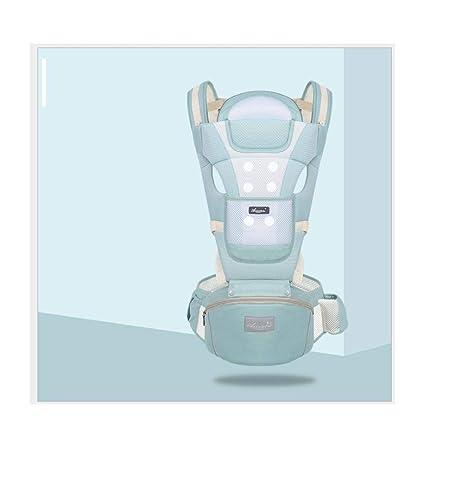 Sling de bebé de algodón transpirable arnés para niños seguro y ...