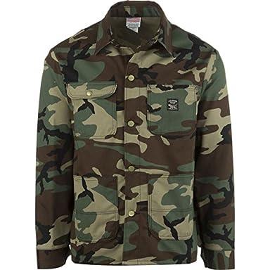 Chore Coat: Woodland Camo