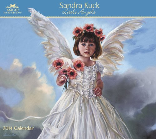 2014 Little Angels By Sandra Kuck Wall Calendar ()