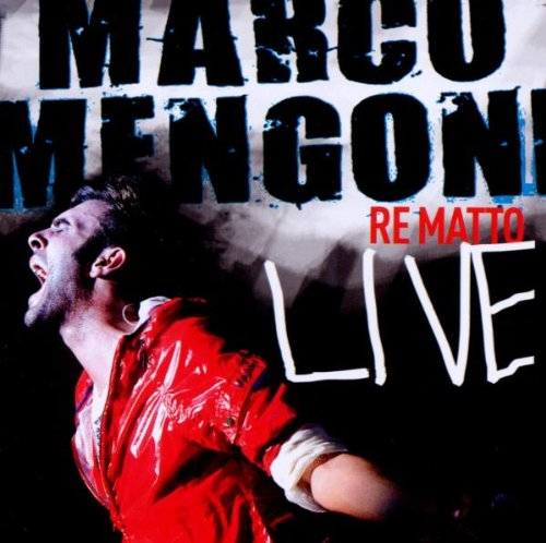 marco mengoni re matto live dvd