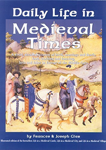 Daily Life in Medieval Times: A Vivid, Detailed Account of Birth, Marriage and Death; Food, Clothing and Housing; Love and Labor in the Middle Ages Hardcover - June 1, 1999 (Your Account Dog Food)