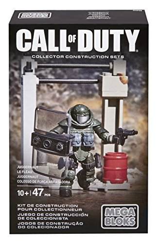 Mega Bloks Call of Duty Juggernaut