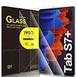IVSO [2 Pack] Screen Protector for Samsung Galaxy