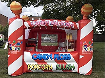 Image Unavailable & Amazon.com: Commercial Inflatable Food Drink Concession Stand Tent ...