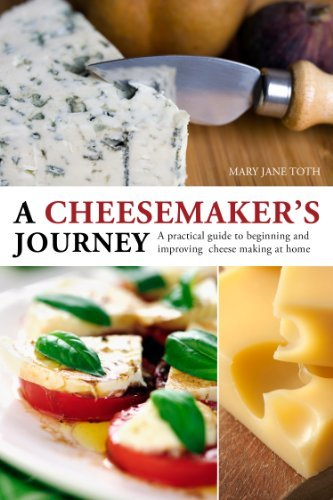 Cheesemaker's Journey by Mary Jane Toth (2012-08-02)