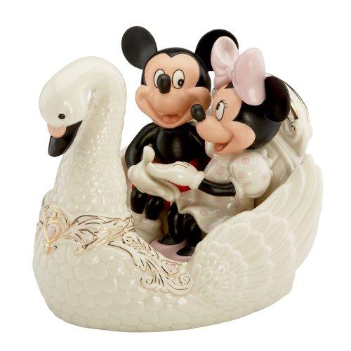 Lenox Romance Under The Stars with Mickey Figurine