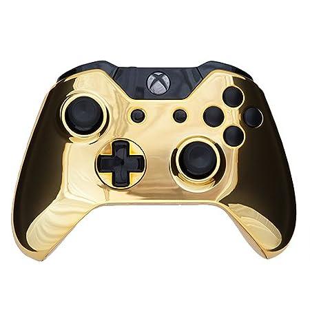 Blackzone Controller Pro Mod Z-750 Rapid Fire Xbox One, goldfarben auf Schwarz