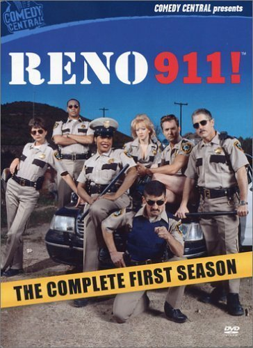 Reno 911 - The Complete First Season by Comedy Central by Ben, Lennon (III), Thomas, Jann, Michael Patrick Garant