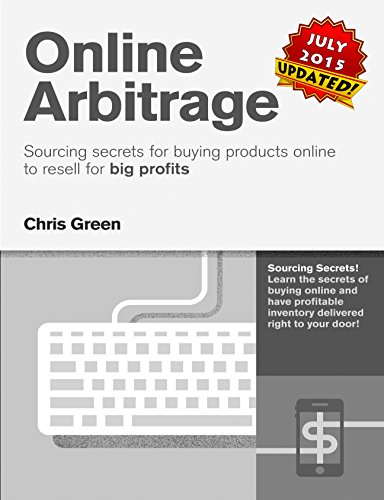 Amazon online arbitrage black white version no private online arbitrage black white version no private coaching by green chris fandeluxe Image collections