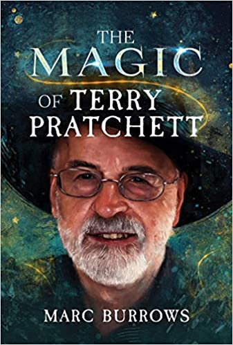 The Magic of Terry Pratchett Book Cover