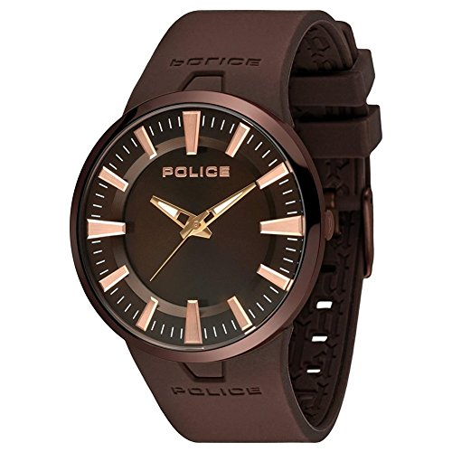 Police Mens Dakar Analog Casual Quartz Watch (Imported) PL14197JSBN-12