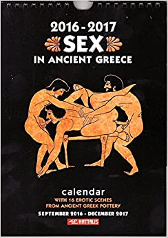 Greek calendar 2017 / Sex in