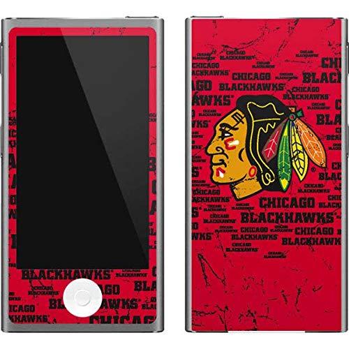 - Skinit NHL Chicago Blackhawks iPod Nano (7th Gen&2012) Skin - Chicago Blackhawks Blast Design - Ultra Thin, Lightweight Vinyl Decal Protection