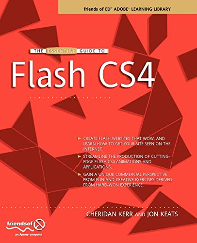 The Essential Guide to Flash CS4