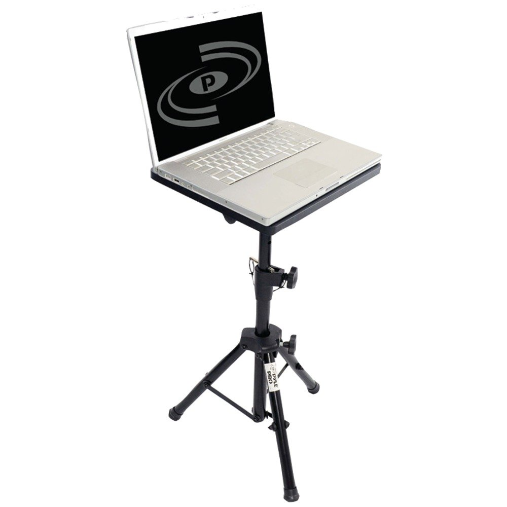 PYLE PRO PLPTS2 Pro DJ Tripod Adjustable Notebook Computer Stand Computers, Electronics, Office Supplies, Computing by PYLE PRO