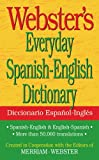Webster's Everyday Spanish-English Dictionary, Merriam-Webster, 1596951176