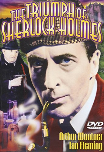 Sherlock Holmes Rarities (Murder at the Baskervilles / The Sign of Four / A Study in Scarlet / The Triumph of Sherlock Holmes) (4-DVD Leather Box Set)