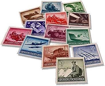 IMPACTO COLECCIONABLES Segunda Guerra Mundial - 13 Sellos de la Wehrmacht 1944: Amazon.es: Juguetes y juegos