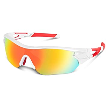 Bea Cool Gafas de Sol polarizadas Deportivas para Hombres, Mujeres, jóvenes, béisbol, Ciclismo, Correr, Conducir, Pescar, Golf, Motocicleta, TAC, ...