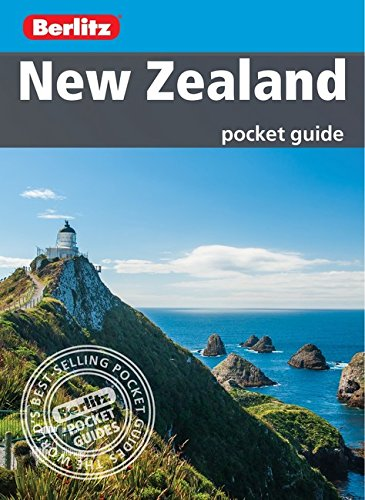 Berlitz Pocket Guide New Zealand (Berlitz Pocket Guides) pdf