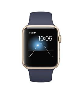 """Apple Watch Sport 1.5"""" OLED Oro Reloj Inteligente - Relojes Inteligentes (3,81"""