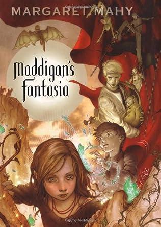 book cover of Maddigan\'s Fantasia