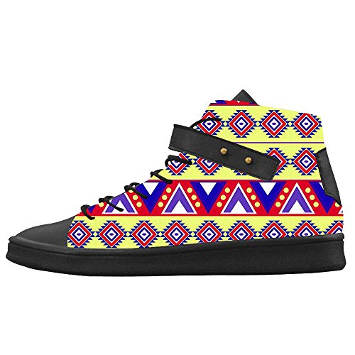 Dalliy das tribal Mens Canvas shoes Schuhe Footwear Sneakers shoes Schuhe D
