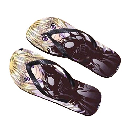 Bromeo Shugo Chara Anime Unisex Flip Flops Chanclas 833