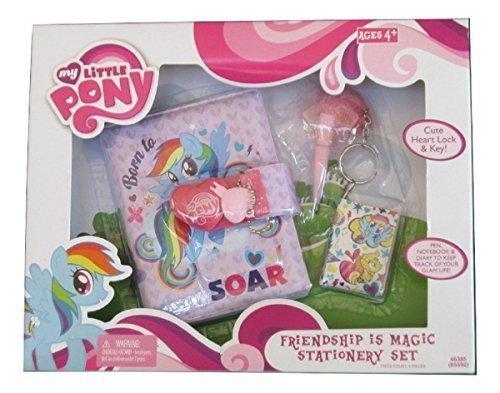 My Little Pony Friendship is Magic Stationery Set