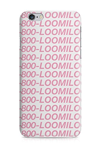 Cover iPhone 6 6S Apple Case Handyhülle Drake 1-800 Loomiloo Bumper Hülle Hotline Bling Hotlinebling iPhone 6