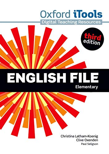 English File Third Edition English File 3rd Edition Elementary Itools Espanol Dvd Rom 6 Septiembre 2012
