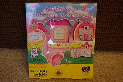 New Creativity For Kids Enchanted Storybook Create Your Own Fairytale Book -