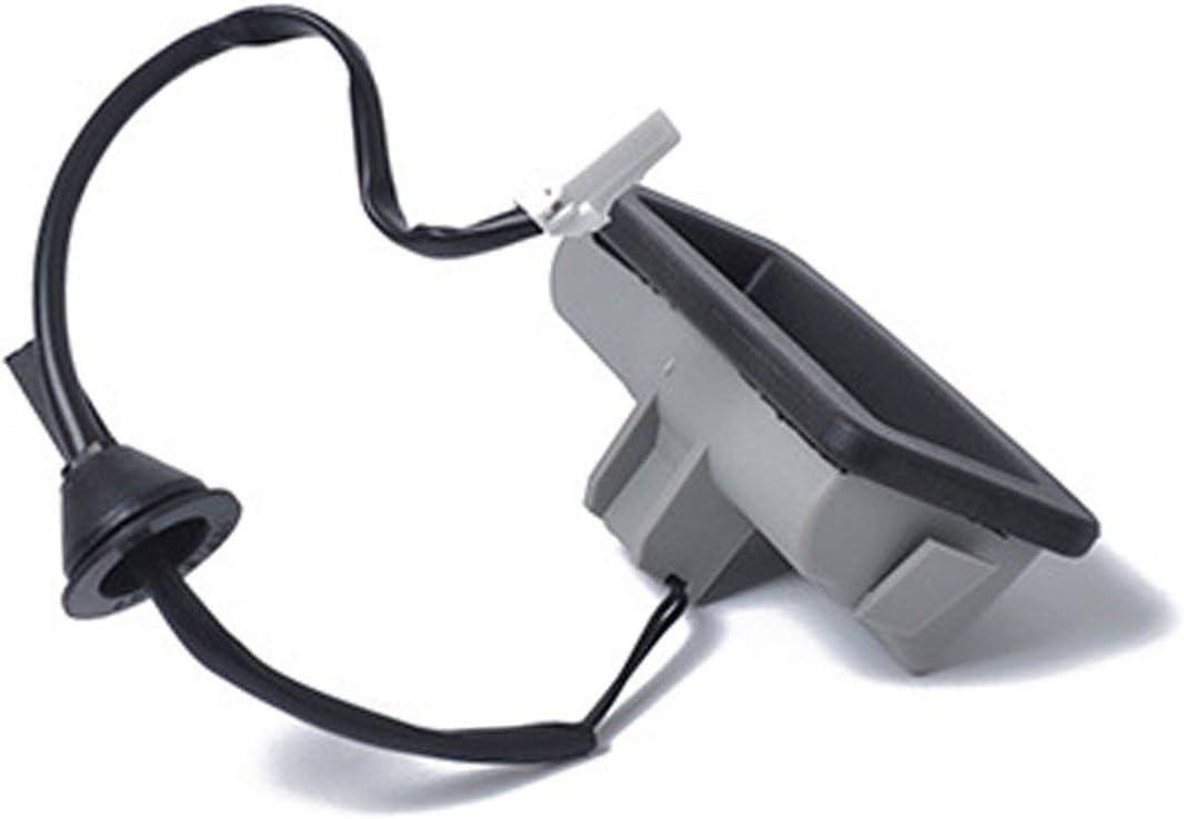 couleur noire Commutateur douverture de coffre arri/ère de coffre /à bagages pour coffre de voiture 1346324 19B514-AC 3M5119B514AC pour Ford pour Focus pour C-MAX
