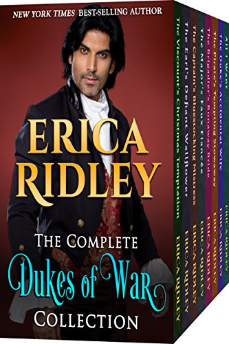 Complete Dukes of War Collection: 7 Book Regency Romance Boxed Set (Dukes of War Box Sets 3) (English Edition)