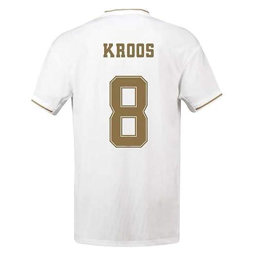 FENGS Toni Kroos #8 Camiseta de fútbol para Hombre - de ...