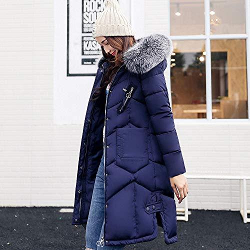 SHOBDW Damen Herbst Winter Jacke Lässige Outwear Parka