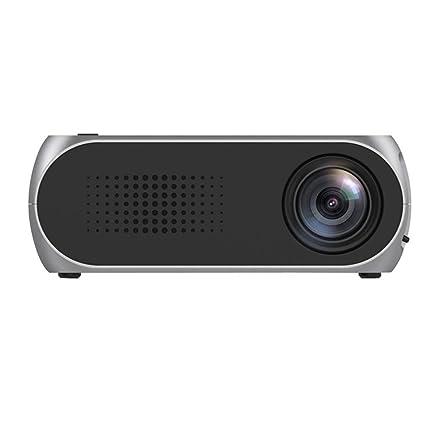 perfk Mini Proyector Multimedia Vídeo Proyector LED, Sistema ...