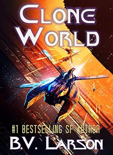 Clone World book cover