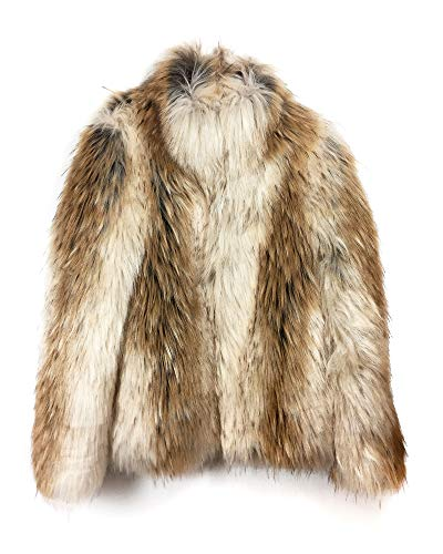 Zara Women Faux Fur Coat 4369/245 (Small) for sale  Delivered anywhere in USA