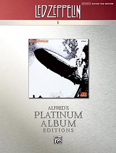 atinum Guitar: Authentic Guitar TAB (Alfred's Platinum Album Editions) ()