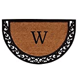 Home & More 100102436W Ornate Scroll Doormat, 24
