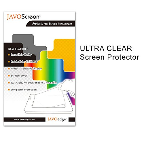 JAVOedge Ultra-Clear Screen Protector for Sony PSP Slim