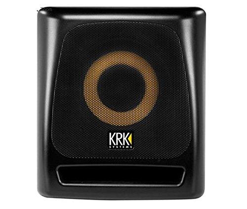 KRK 8S2 8 Inch Studio Subwoofer 120V by KRK Systems