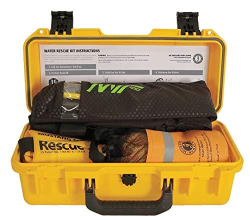 Mustang Survival Rescue Kit, Thrw Stick, Belt-Pack, Thrw Bag - ()