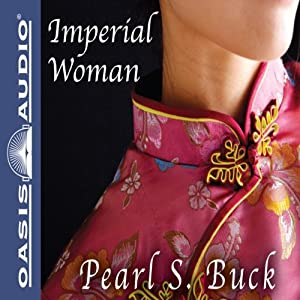 Imperial Woman Audiobook