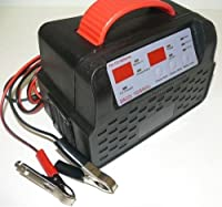 12V 10AMP/6 amp RAPID CHARGER WITH 2AMp Trickle Charger - Camper Charger