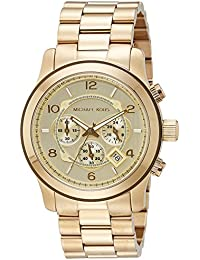MK8077 Gold-Tone Men's Watch
