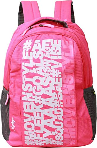 Skybags New Neon 30 L Backpack (Pink)