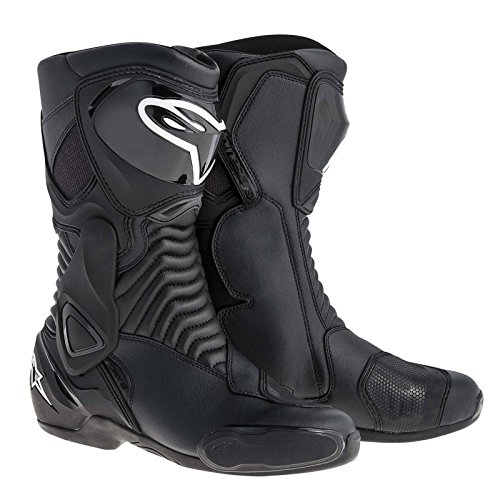 Vented Motorcycle Boots - 8