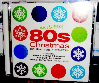 Awesome!: 80s Christmas Holiday Party - Dmc 80s Run